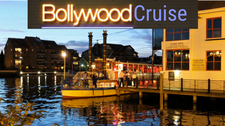 bollywood cruise thames